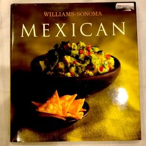 Williams-Sonoma Mexican Cookbook